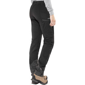 Lundhags Makke - Pantalones Mujer - short negro